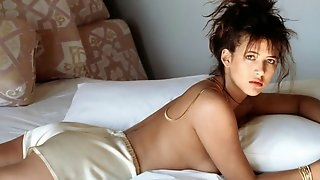 Great jerkoff instructions with wonderful sophie marceau