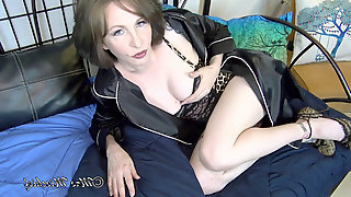 Enjoying mother - Mrs Mischief taboo fantasy (step) mommy pov