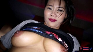 Amateur MILF sex kneading with a customer