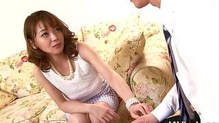 JAVHUB Michiko Serenade cheats on the brush husband