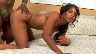 Black Slut Doggy Bang Comp